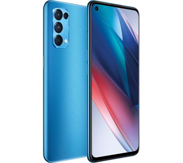 Oppo Find X3 Lite - 128 GB, Astral Blue 2