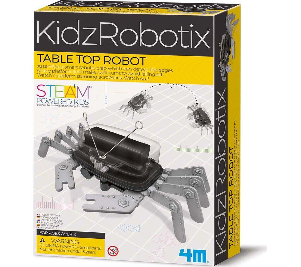 KIDZROBOTIX Table Top Robot Kit