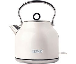 Heritage 192769 Traditional Kettle - White
