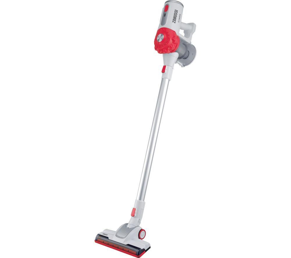 ZANUSSI Airwave ZHS-32802-RD Cordless Vacuum Cleaner - Red & White