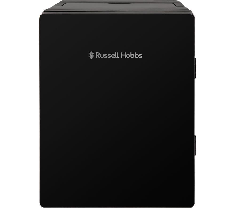 RUSSELL HOBBS RH8CLR8001B Mini Cooler - Black, Black