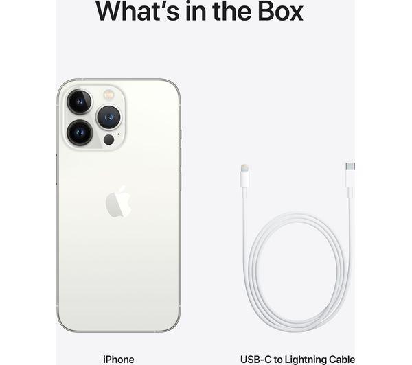 Apple iPhone 13 Pro - 512 GB, Silver 9