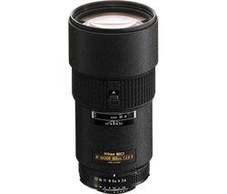 NIKON AF NIKKOR 180 mm f/2.8D IF-ED Telephoto Prime Lens