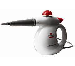 BISSELL 2635 Steam Shot Steam Cleaner - White