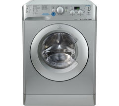 INDESIT Innex XWD71252S Washing Machine - Silver