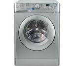 INDESIT Innex XWD71252S Washing Machine - Silver