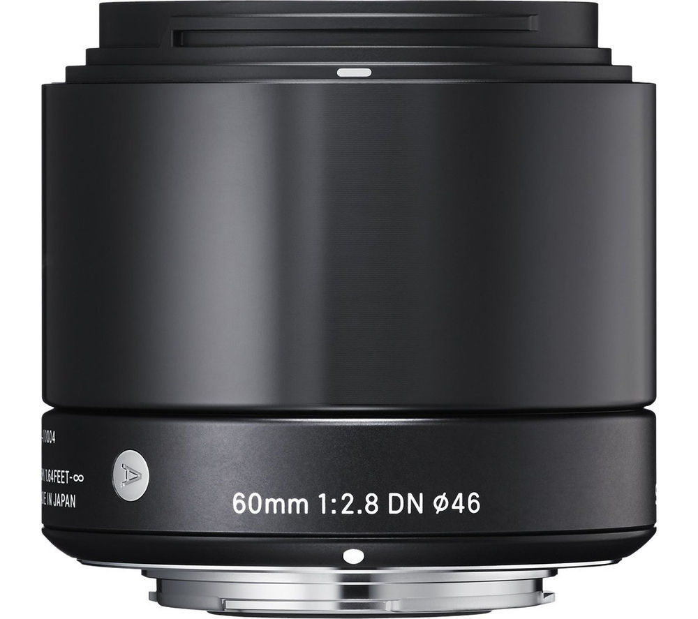 SIGMA 60 mm f/2.8 DN A Standard Prime Lens - for Sony