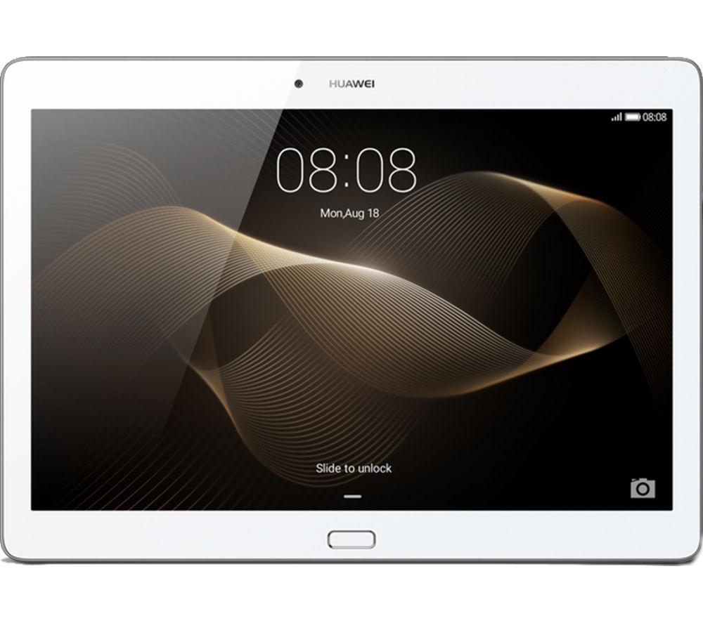 """HUAWEI MediaPad M2 10"""" Tablet - 16 GB, Silver"""