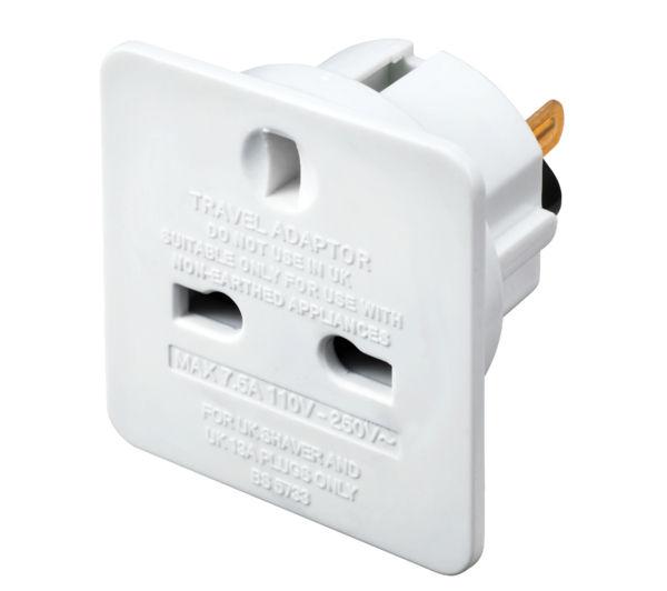 Image of MASTERPLUG TAUSA-MP UK to US Travel Adapter