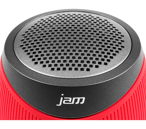 HX-P8RD-EU - JAM Double Down HX-P8RD-EU Portable Bluetooth
