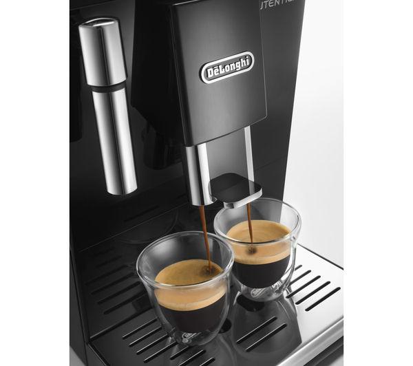 c1dd9413dc4 DELONGHI Autentica ETAM 29.510.B Bean to Cup Coffee Machine - Black