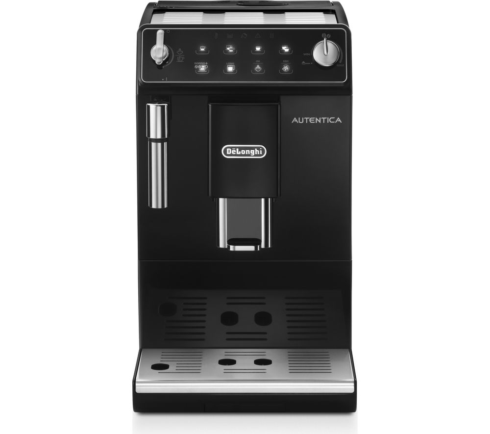 Compare retail prices of Delonghi Autentica ETAM 29.510.B Bean to Cup Coffee Machine to get the best deal online