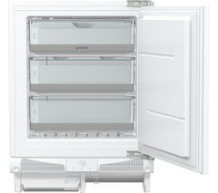 FIU6F091AWUK Integrated Undercounter Freezer