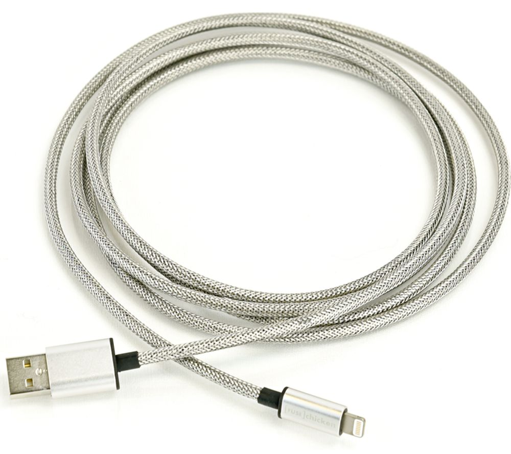 FUSE CHICKEN Armour Charge USB to 8-pin Lightning Cable - 2 m