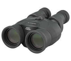 12x36 IS III Binoculars - Black