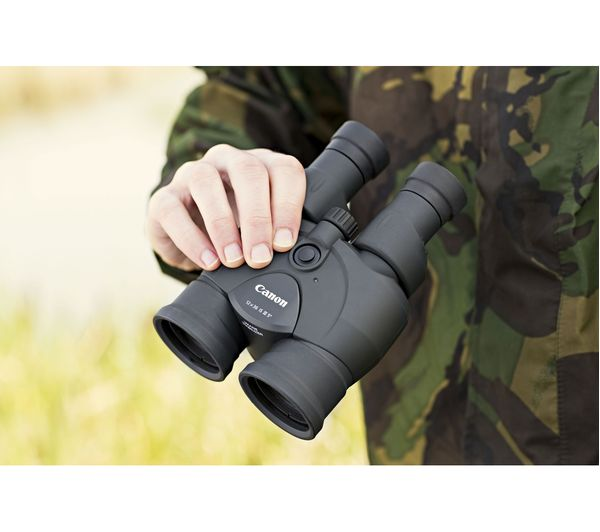 Buy Canon 12x36 Is Iii Binoculars Black Free Delivery Currys