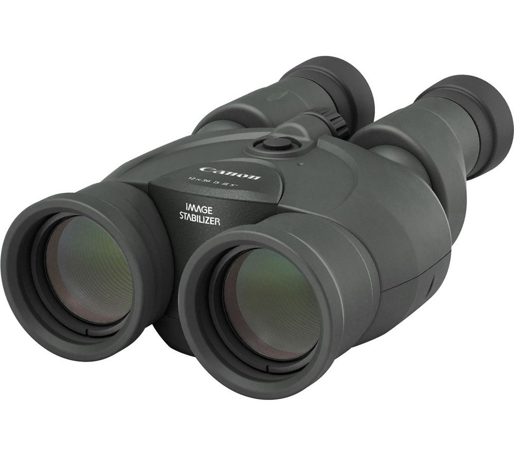Compare cheap offers & prices of Canon 12x36 IS III Binoculars manufactured by Canon