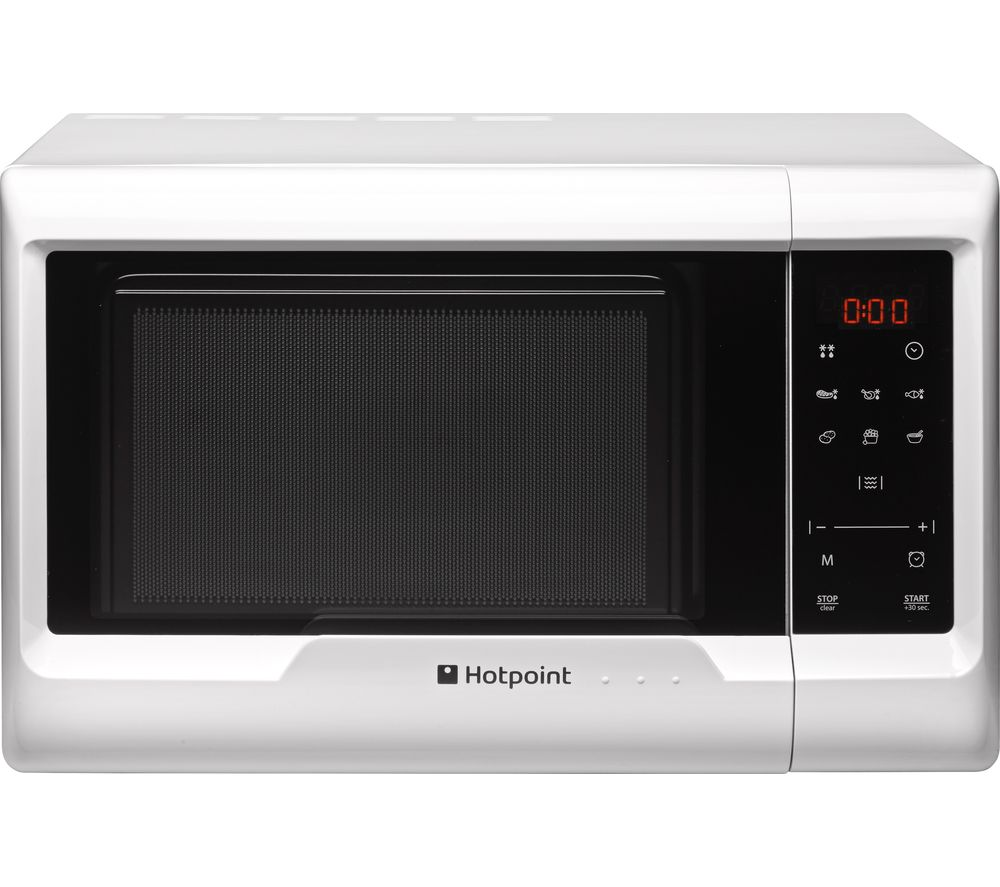 Compare prices for Hotpoint MyLine MWH 2031 Solo Microwave