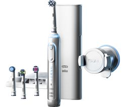 ORAL B Genius Pro 9000 Electric Toothbrush - White