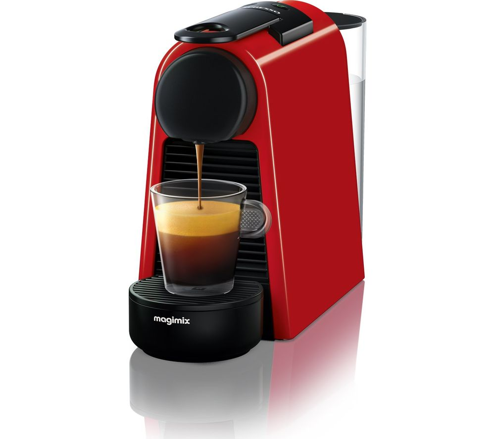 163 74 Nespresso By Magimix Essenza Mini Coffee Machine