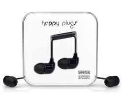 HAPPY PLUGS HP7720 Headphones - Black