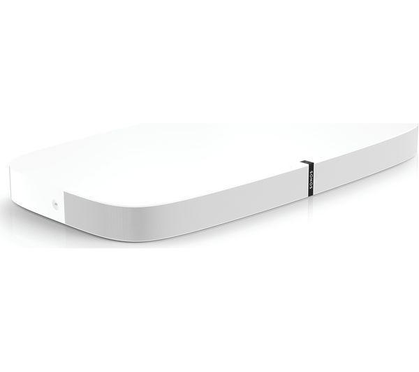 Image of SONOS PLAYBASE Wireless Soundstage - White