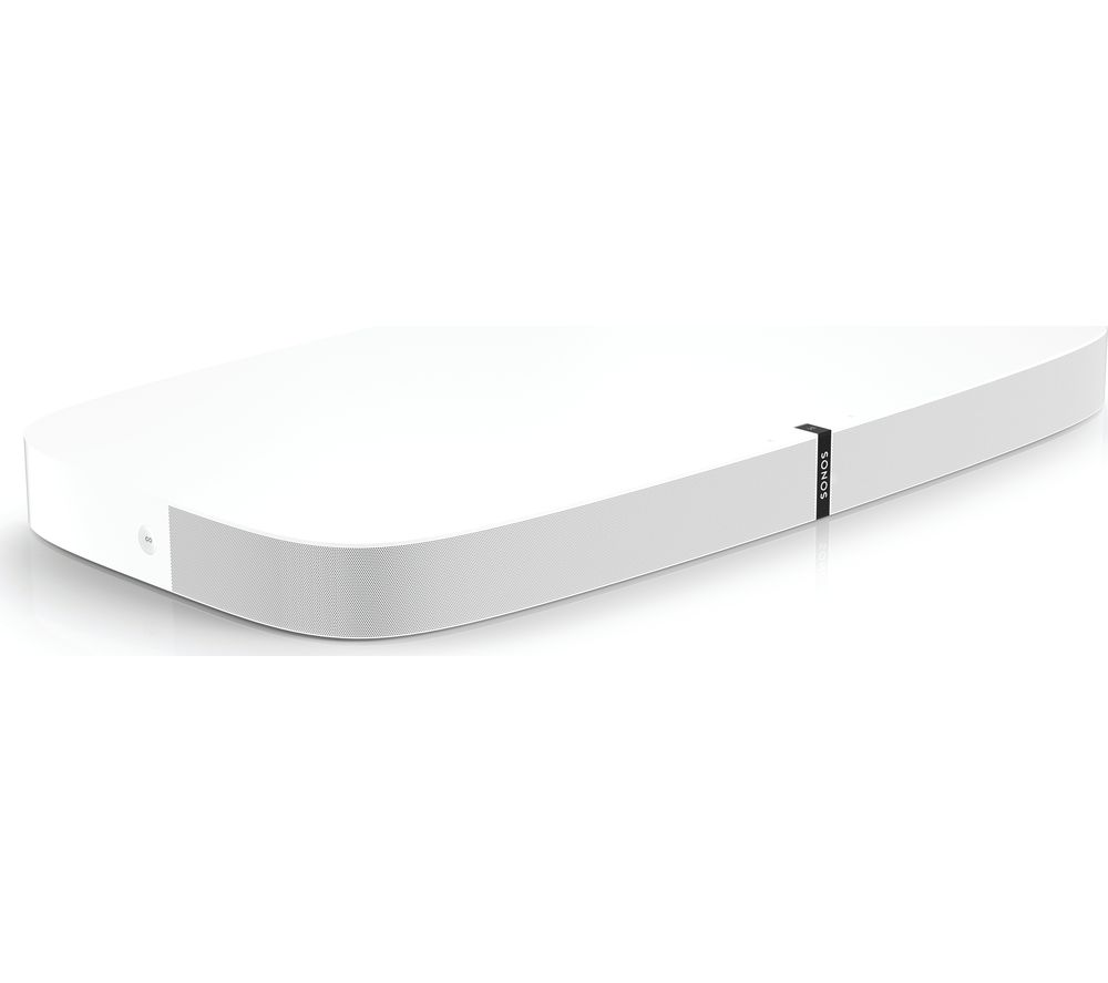SONOS PLAYBASE Wireless Soundstage - White
