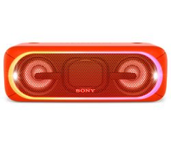 SONY EXTRA BASS SRS-XB40 Portable Bluetooth Wireless Speaker - Red