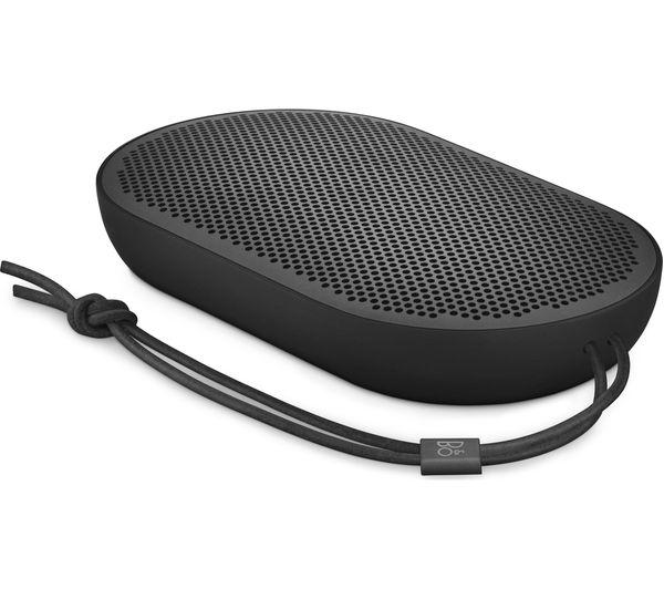 BANG & OLUFSEN P2 Portable Bluetooth Wireless Speaker - Black