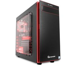 PC SPECIALIST Vortex Fusion IV Gaming PC