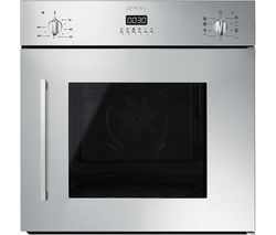 SMEG Cucina SFS409X Electric Oven - Stainless Steel