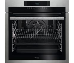 SenseCook BPE642020M Electric Oven - Stainless Steel