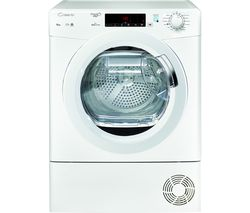 CANDY Grando Vita GSV C10TE NFC 10 kg Condenser Tumble Dryer - White