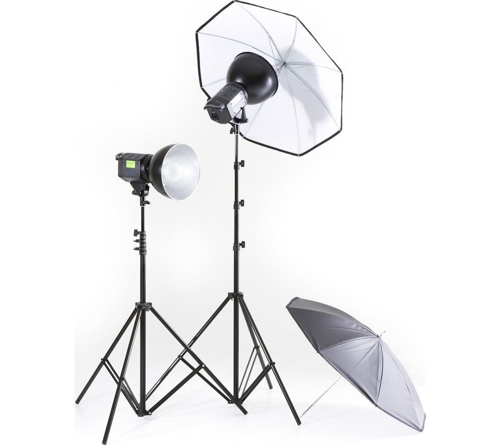 LASTOLITE by Manfrotto RayD8 C3200 Studio Lighting Kit