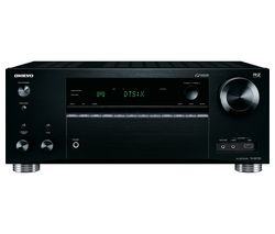 ONKYO TX-RZ720 7.2 Network AV Receiver - Black