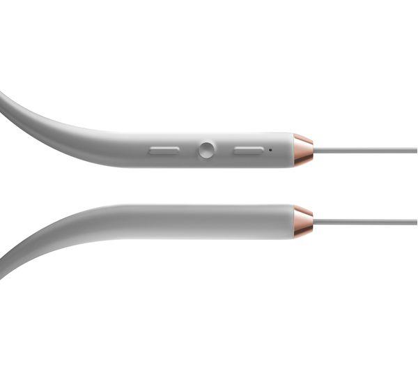 SOL REPUBLIC Shadow Wireless Bluetooth Headphones - Grey