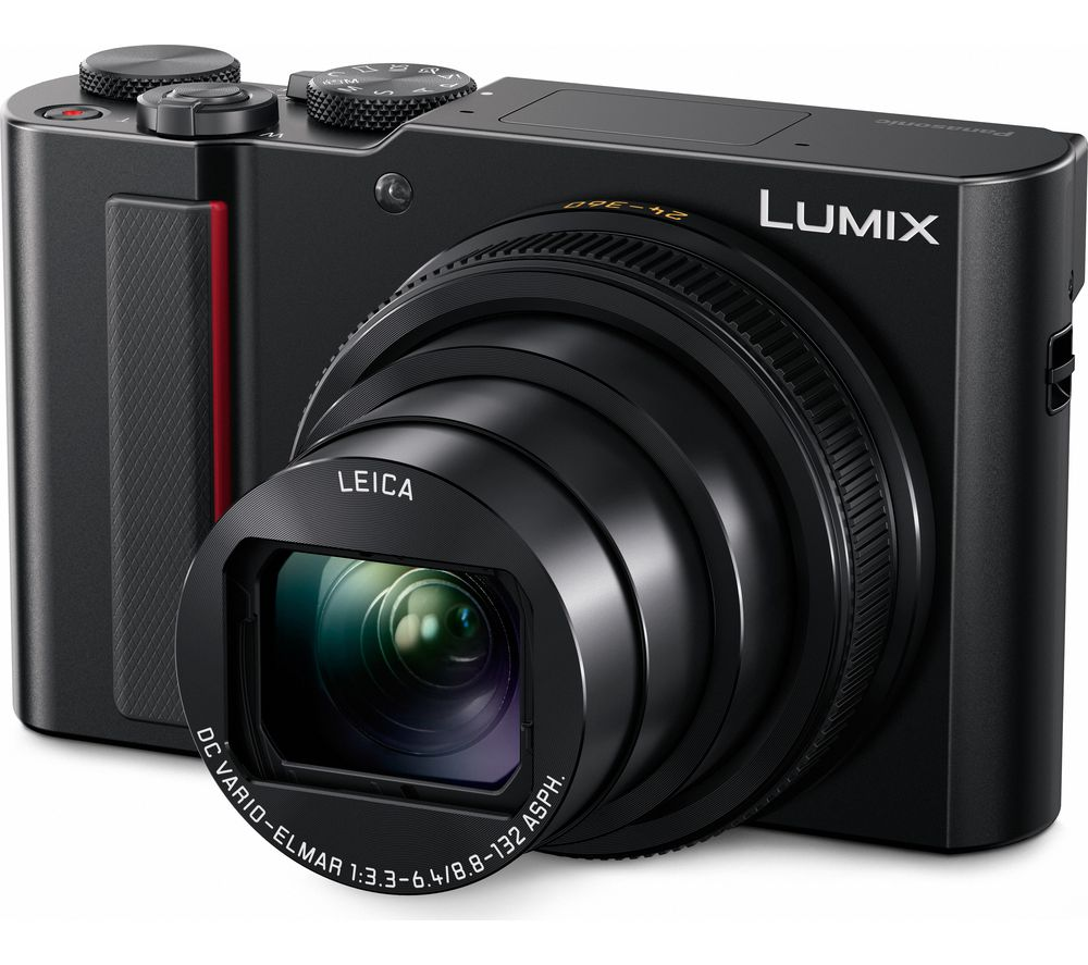 Click to view product details and reviews for Panasonic Lumix Dc Tz200eb K High Performance Compact Camera Black Black.