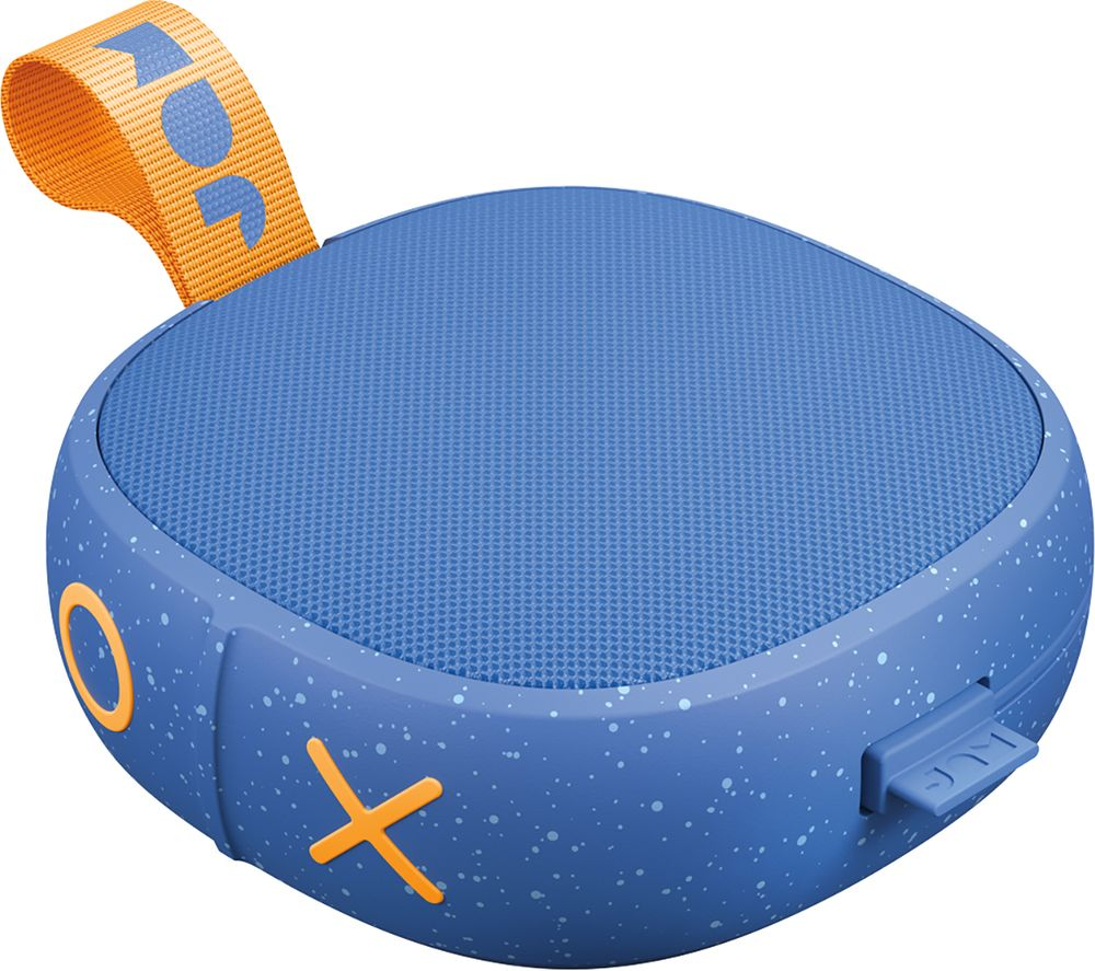 Image of JAM Hang Up HX-P101BL Portable Bluetooth Speaker - Blue, Blue