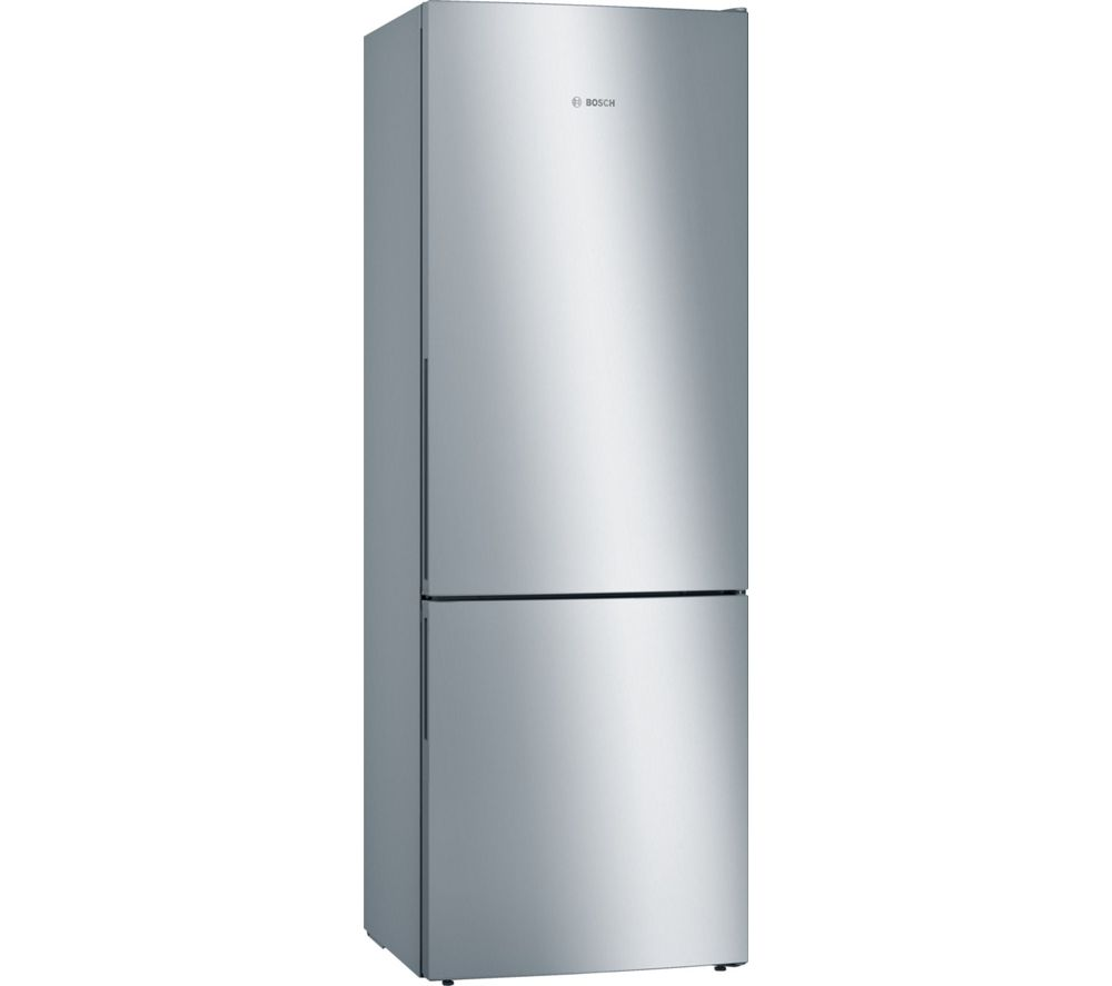 buy bosch serie 4 kge49vi4ag 60 40 fridge freezer free delivery currys. Black Bedroom Furniture Sets. Home Design Ideas