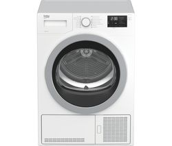 Pro DCX83120W 8 kg Condenser Tumble Dryer - White