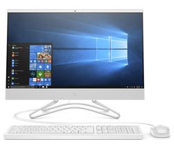 "HP 24-f0014na 23.8"" Intel® Core™ i5+ All-in-One PC - 2 TB HDD, White"