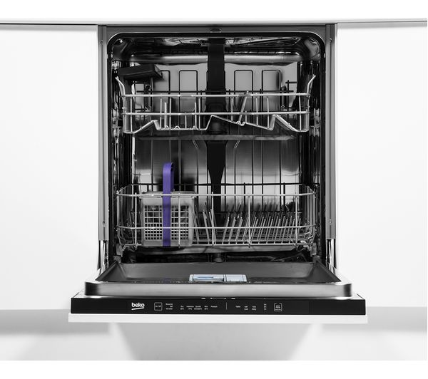 4d540fe11c1 Buy BEKO DIN15X11 Full-size Fully Integrated Dishwasher | Free ...