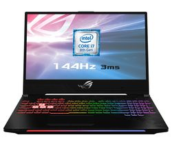 "ASUS ROG Strix II GL504 15.6"" Intel® Core™ i7 GTX 1070 Gaming Laptop - 512 GB SSD"