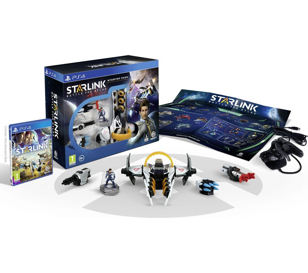 Star Tv Links: Buy PS4 Starlink: Battle For Atlas