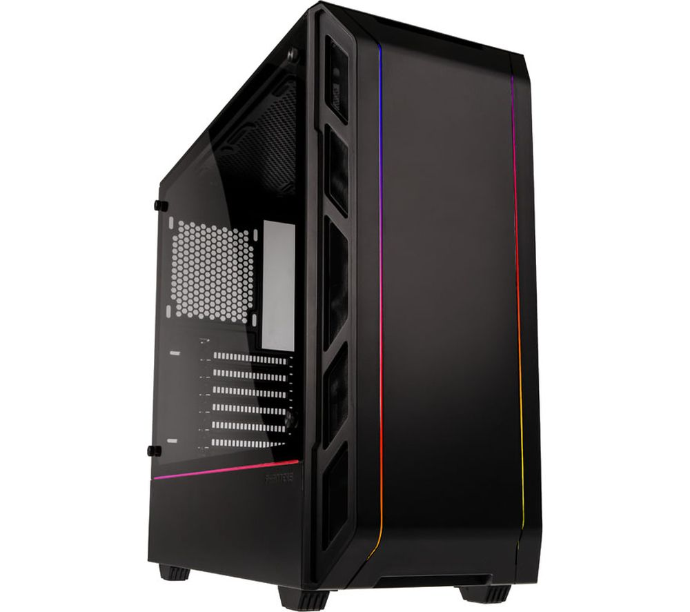 PHANTEKS Eclipse P350X Glass E-ATX Midi-Tower PC Case