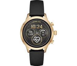 MICHAEL KORS Access Runway MKT5053 Smartwatch - Black & Gold