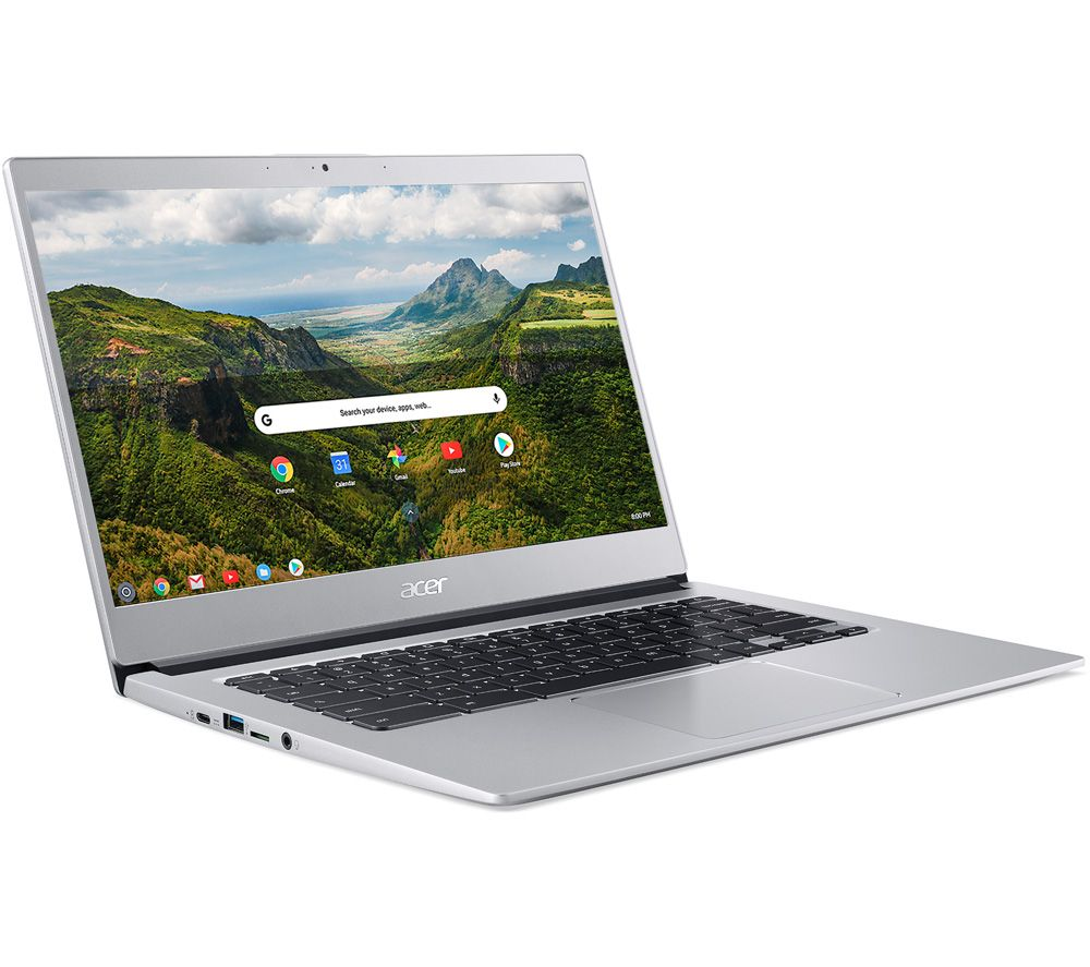 "Image of ACER CB514-1H 14"" Intelu0026regCeleron Chromebook - 32 GB eMMC"