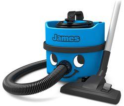 James JVP180-11 Cylinder Vacuum Cleaner - Blue