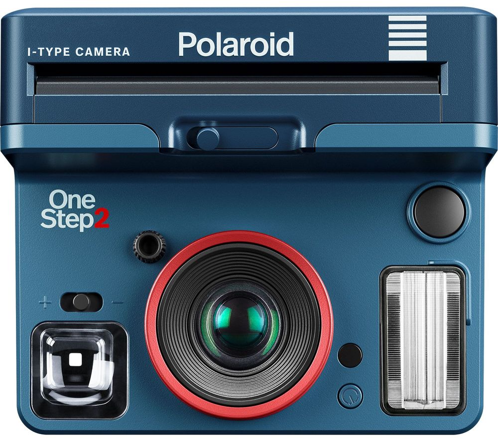 POLAROID OneStep 2 Stranger Things Edition Viewfinder Instant Camera - Blue