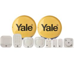 Sync IA-340 Smart Home Alarm Full Control Kit